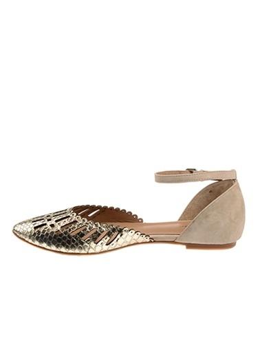 Pretty Nana Casual Ayakkabı Gümüş